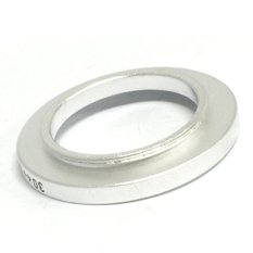 30mm-37mm Step-up Metal Filter Adapter Ring / 30mm Lens To 37mm Accessory (Silver) - Intl