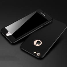 360 Degree Full Body Protective Phone Cases 2 in 1 Luxury Soft TPU Silicon Back Cover