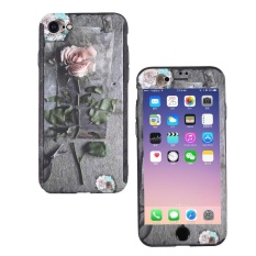 ... Iphone 6+/6 Plus Casing Full Body Cover - Hitam + Free Tempered Glass · 360 Full Body Coverage Protection Hard Slim Ultra-thin Hybrid Case Cover & Skin ...