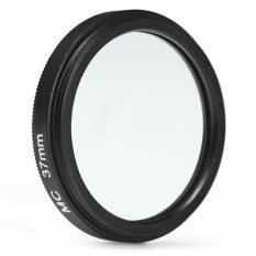 37mm MC UV Camera Multi Coated Ultra-violet Filter Protector For Sony Canon Pentax (Black)