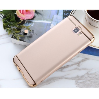 3in1 Ultra Thin Electroplated PC Back Cover Case For Samsung GalaxyJ5 Prime Galaxy On5
