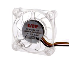 4 Centimetre Video Card Adapter Cooler Fan Transparent