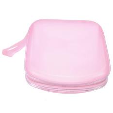 40 Disc Storage Sleeve Case (Pink)
