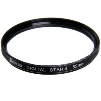 55mm Star 4 Point Filter For Sony