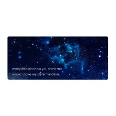60*30*0.2cm Large Mice Mat Mouse Pad For Gaming (Intl)
