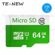 64GB Calss10 Micro memory SD card with Adaptor - intl