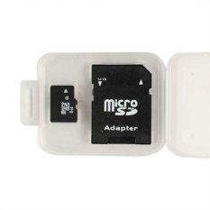 8 GB flash memori micro SD MicroSD disebut TF kartu dengan adaptor sd - Internasional