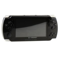 8.4G 4.3 Inch MP5 Style Multimedia Game Player Camera Recorder FM MP3 MP4 Black