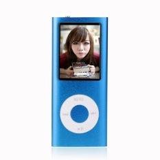 "8GB Ultra Slim Generation 1.8"" Sreen Nano-style MP3 / MP4 (Blue) (Intl)"