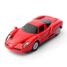 8GB USB 2.0 Fashion Car Model Flash Memory Stick Storage Thumb Pen Drive U Disk Red