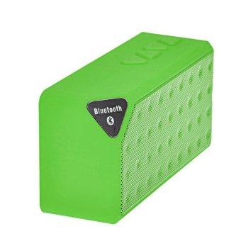 Jual Acediscoball X3 MINI Speaker Bluetooth TF USB FM Wireless Portable Music Loudspeakers Subwoofer with Mic (Green) (Intl) - Discoball di Lazada | OmJoni. ...