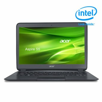 Acer Slim Aspire - S5-391 - (73514G25akk) - Hitam