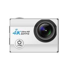 Action Camera 4k 30fps - 16MP ultra HD Wifi Q3H-2 Sony - putih