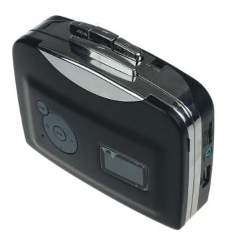 Adroit Portable Cassette Tape To Audio MP3 Format Converter To USB Flash Drive DEC12 - Intl