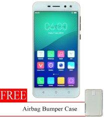 Advan Vandroid i5E 4G LTE - RAM 2GB - 16 GB - Gold + Gratis Airbag Bumper Case
