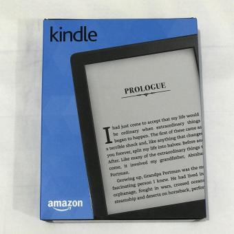 Amazon Kindle 8th Gen EBook Reader Bluetooth Audio Touchscreen - BLACK