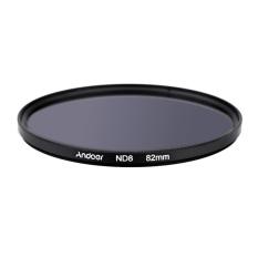 Andoer 82mm UV + CPL + ND8 Circular Filter Kit Circular Polarizer Filter ND8 Neutral Density Filter with Bag For Nikon Canon Pentax Sony DSLR Camera (Intl)