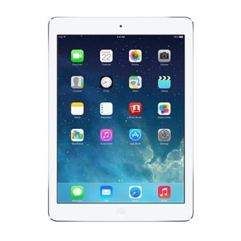Apple iPad Air 4G WiFi+Cellular – 16GB – Silver