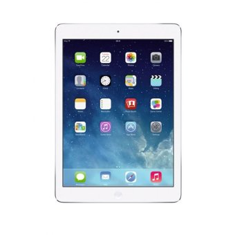 Apple iPad Air Wifi + Cell – 16GB – Official Indonesia Warranty – Silver