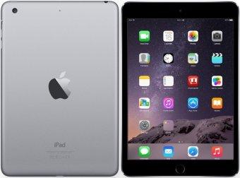 Apple iPad Mini 3 WiFi + Cellular – 16GB – Grey or Gray