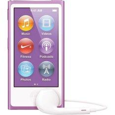 Apple IPod Nano 16GB 7th Generation - Ungu