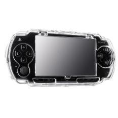 Apstore Crystal Case For Sony PSP Slim 2000 (Aqua)