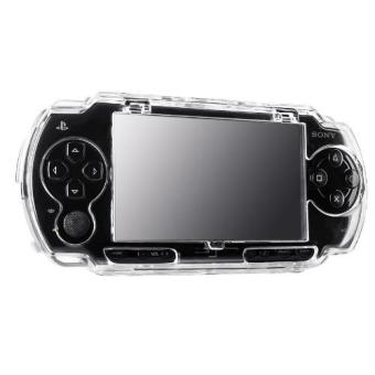 Apstore Crystal Case For Sony PSP Slim 2000 (Aqua)