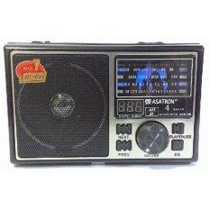 Asatron Radio R-1058 USB 4 Band AM / FM / SW