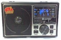 Asatron Radio R-1058 USB 4 Band AM FM SW