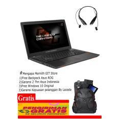 Asus ROG STRIX GL553VE-FY117T -Nvidia GTX1050Ti-4GB GDDR5-15.6
