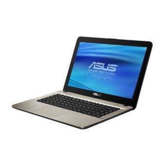 "Asus X441SA-BX001D - RAM 2GB - Intel Celeron-N3060 - 14""LED - DOS -Hitam"