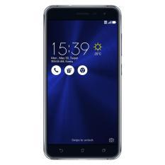 Asus Zenfone 3 - ZE520KL - 4G LTE - 4GB / 32GB ROM - Sapphire Black (Black 32GB)