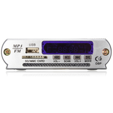 Audew Mini MP3 USB SD Digital Player FM Radio Remote Control LED Display Headphone Out