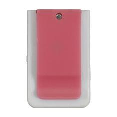 Audew Mirror Clip USB Digital Mp3 Music Player Maximum Support 8GB TF Card Red