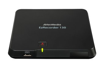 AVerMedia EzRecorder 130 Full HD, HDMI Video Capture, USB 3.0, Built In Editor