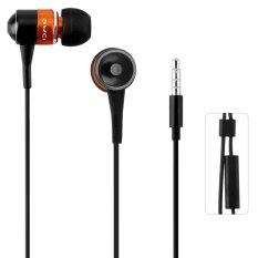 Awei ESQ3i Super Bass In Ear Earphone with 1.2m Cable Mic Next Song For Smartphone Tablet PC (Orange) (Intl)