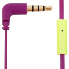 Awei ESQ6i Super Bass In-ear Earphone with 1.2m Cable Mic Next Song For Smartphone Tablet PC (Yellow) (Intl)