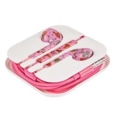 AZONE Headphones Audio-technica Tiny In-Ear Headphones (Pink)