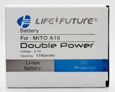 Batre / Battery / Baterai Lf Mito A10 Double Power + Double 2ic