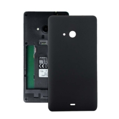 Battery Back Cover Replacement for Microsoft Lumia 535(Black)