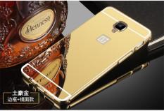 V5 Source · Vivo Y55y55a Gold Source Bingkai logam cermin pada bagian belakang .