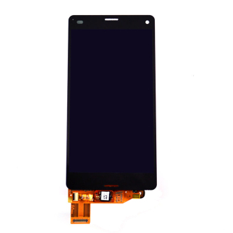 Black LCD Touch Screen Digitizer Glass Replacement For Sony Xperia Z3 Mini D5803