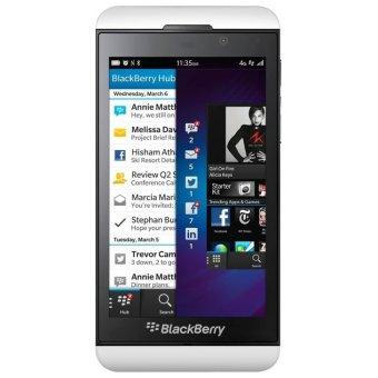 Blackberry Z10 - 16 GB - Putih