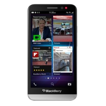 Blackberry Z30 - 16 GB - Hitam