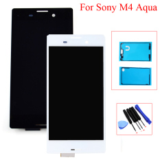"""Bluesky Black 5.0"""" LCD Display Touch Screen with Digitizer Assembly + Adhesive + Tools For Sony Xperia ..."""
