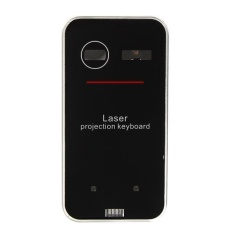 Bluetooth Laser Projection Virtual Keyboard Mouse for Tablet Phone Laptop - intl