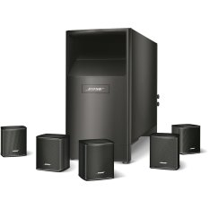 Bose Acoustimass 6 Series V Home Cinema Speaker System - Black