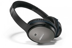 Bose Headphone QuietComfort QC25 - Hitam Samsung/Android Devices