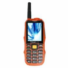 Brandcode B81 Portable Powerbank Phone - Orange