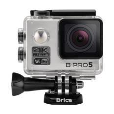 BRICA B-PRO 5 Alpha Edition Version 2 (AE2.4K WIFI Action Camera - Silver